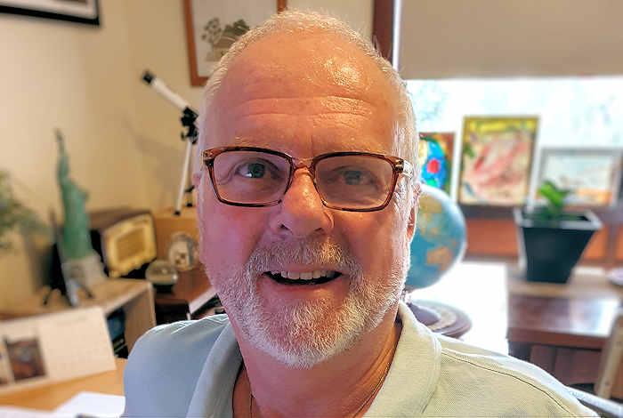 Adjudicator Doug Van Herpen on our first year of Speech & Drama