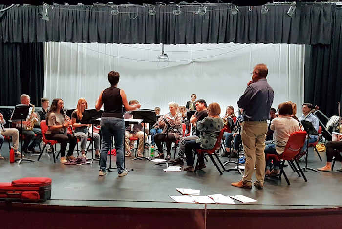 Hamilton Eisteddfod Conductor's Workshop