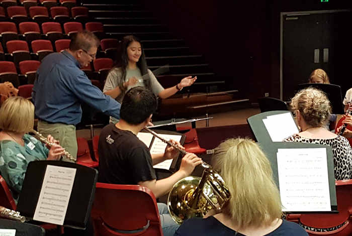 Conductor's Workshop a Great Success
